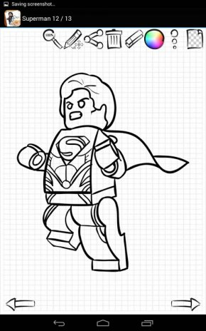 Learn to Draw Lego Superheroes 1.03 Download APK for Android - Aptoide