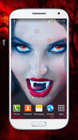 Vampires Live Wallpaper Hd Screenshot 1