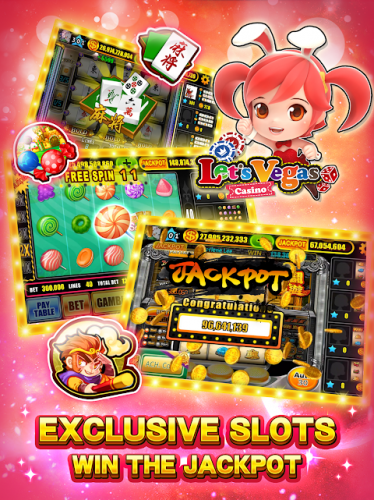 Let S Vegas Slots 1 2 12 Download Android Apk Aptoide