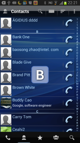 RocketDial Dialer&Contacts Pro 3 9 6 Download APK for Android - Aptoide
