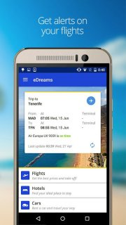 eDreams Cheap Flights & Hotels screenshot 2