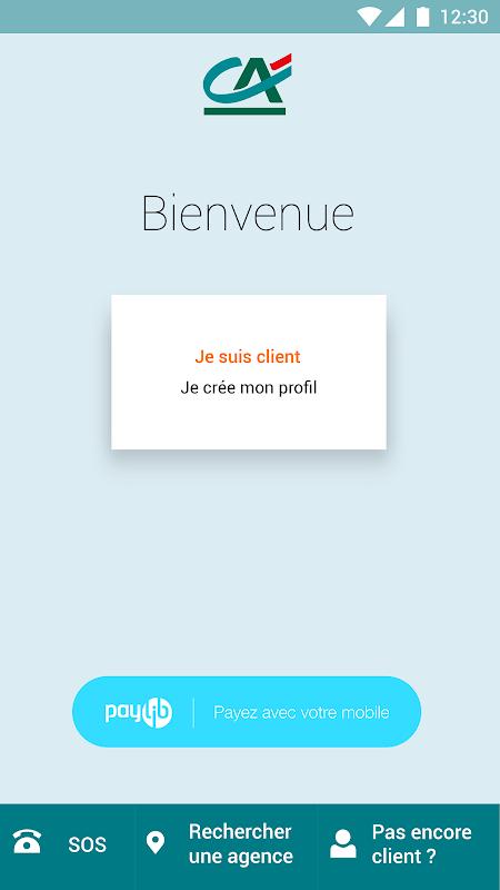 Ma Banque screenshot 1