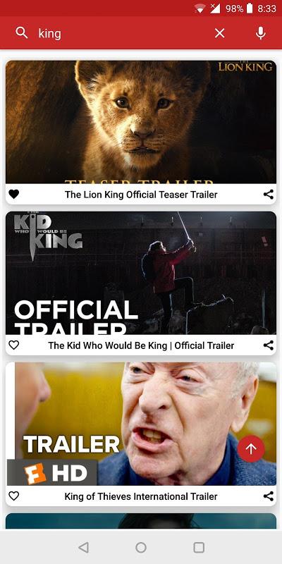 Movie Trailers screenshot 2