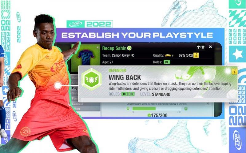 Top Eleven 2020 - Fußball Manager screenshot 2