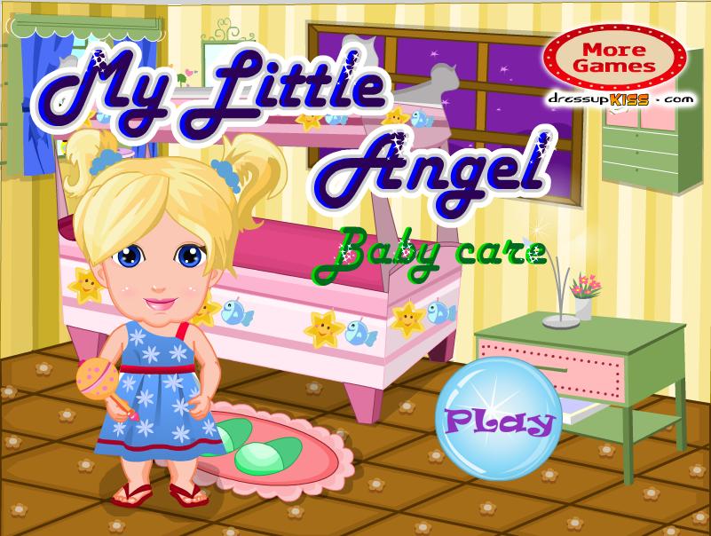My little angel screenshot 1