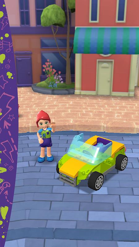 LEGO® Friends: Heartlake Rush screenshot 1
