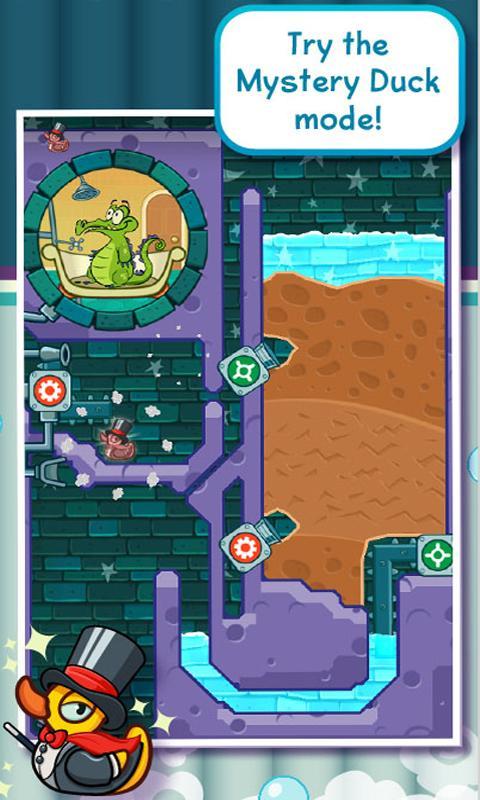 Swampy screenshot 2