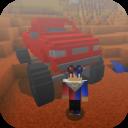 Monster Truck addon for MCPE