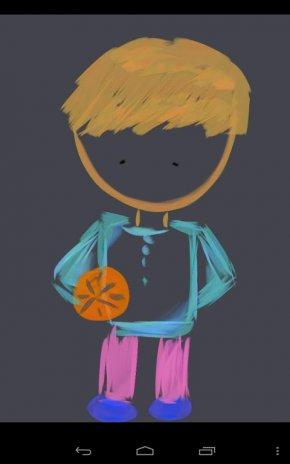 Kids Doodle Color Draw Screenshot 10