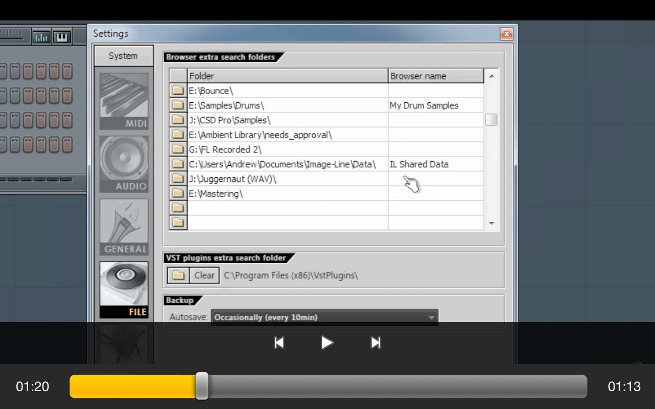 Intro Course For FL Studio screenshot 1