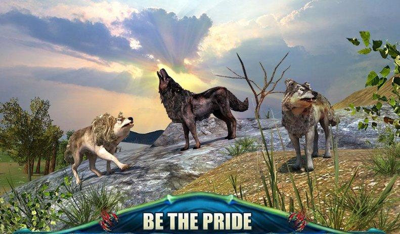 Descargar ultimate wolf simulator apk | Ultimate Wolf