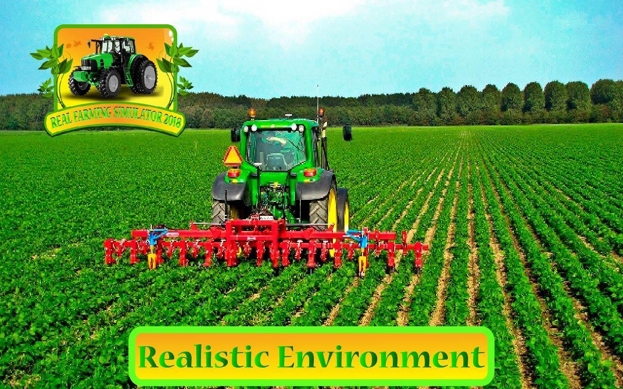 Real Farming Simulator 2018 Pro screenshot 1