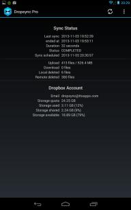 Dropsync screenshot 10