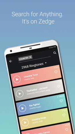 ZEDGE™ Ringtones & Wallpapers 5 73b6 Download APK for Android - Aptoide