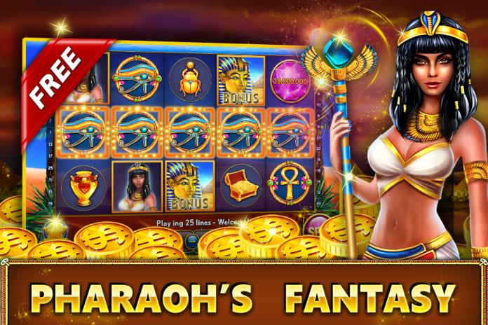 Игр автоматы фараоны