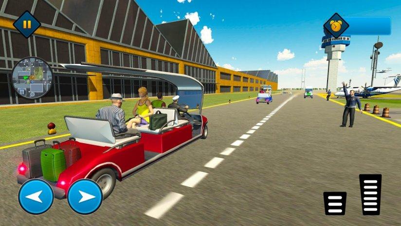 Car Simulator Games >> City Airport Taxi Car Driving Simulator Game 1 0 4 Android Aptoide