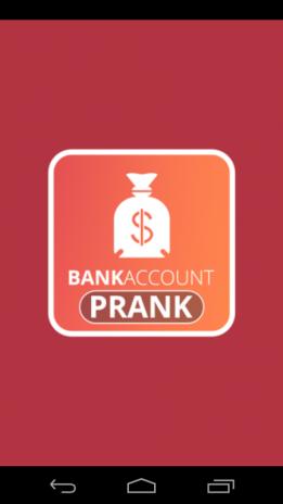 Fun Fake Bank Account Prank 1 Download APK for Android - Aptoide