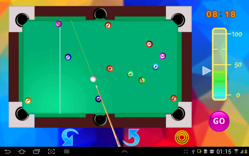 Download snooker game to phone game