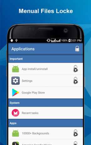 Fingerprint App Lock Password 1 0 Download Apk For Android Aptoide