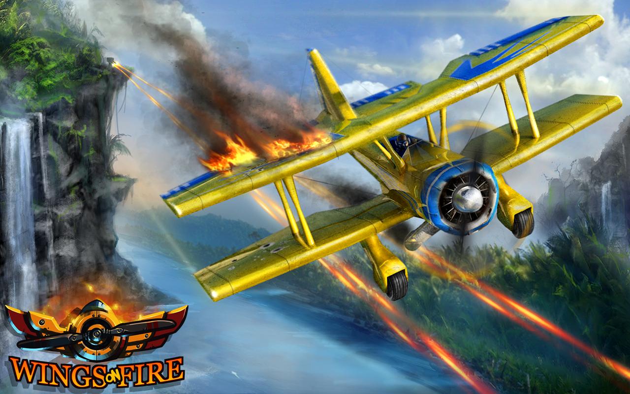 Wings on Fire (Mod) screenshot 1
