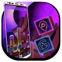 Purple City Theme