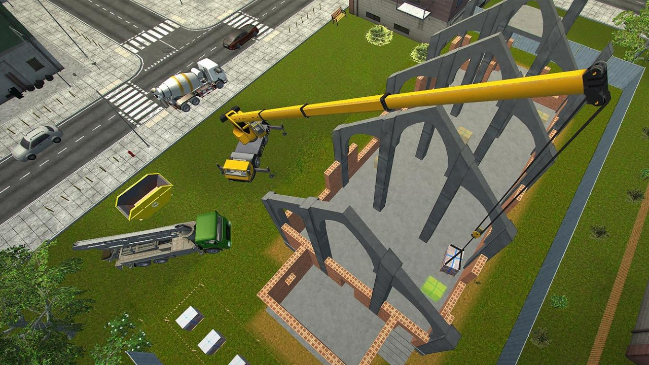 Construction Simulator Pro 17 Screenshot 1 Construction Simulator Pro 17  Screenshot 2 ...