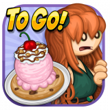 Papa's Scooperia To Go! Icon