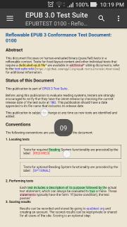 Reasily - EPUB Reader screenshot 5