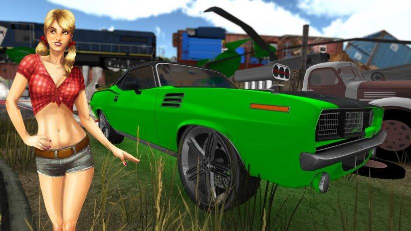 Fix My Car >> Fix My Car Classic Muscle 2 1 0 5 Unduh Apk Untuk Android
