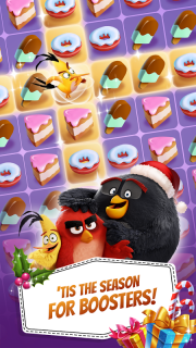Angry Birds Match screenshot 4