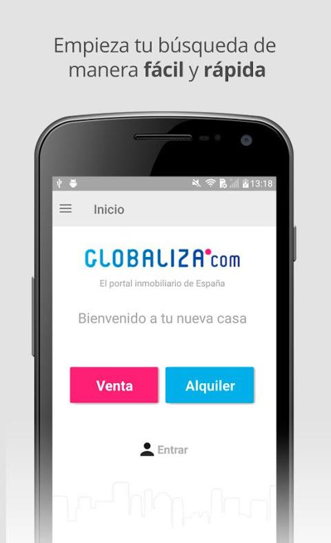 Globaliza Real Estate screenshot 1