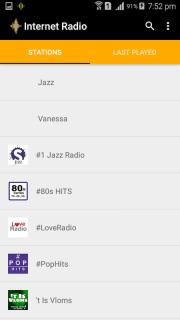 FM Radio Stream screenshot 4