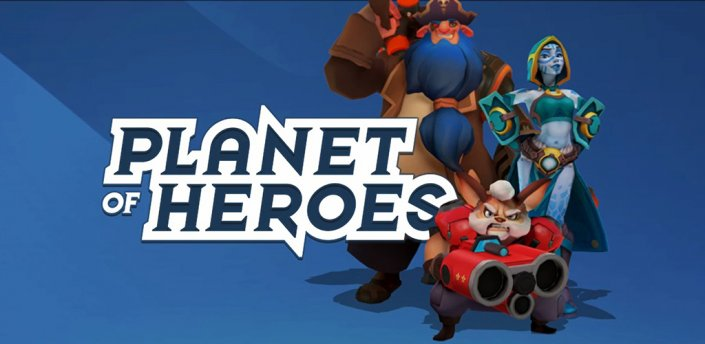 Planet of Heroes - MOBA 5v5 3 12 Download APK for Android