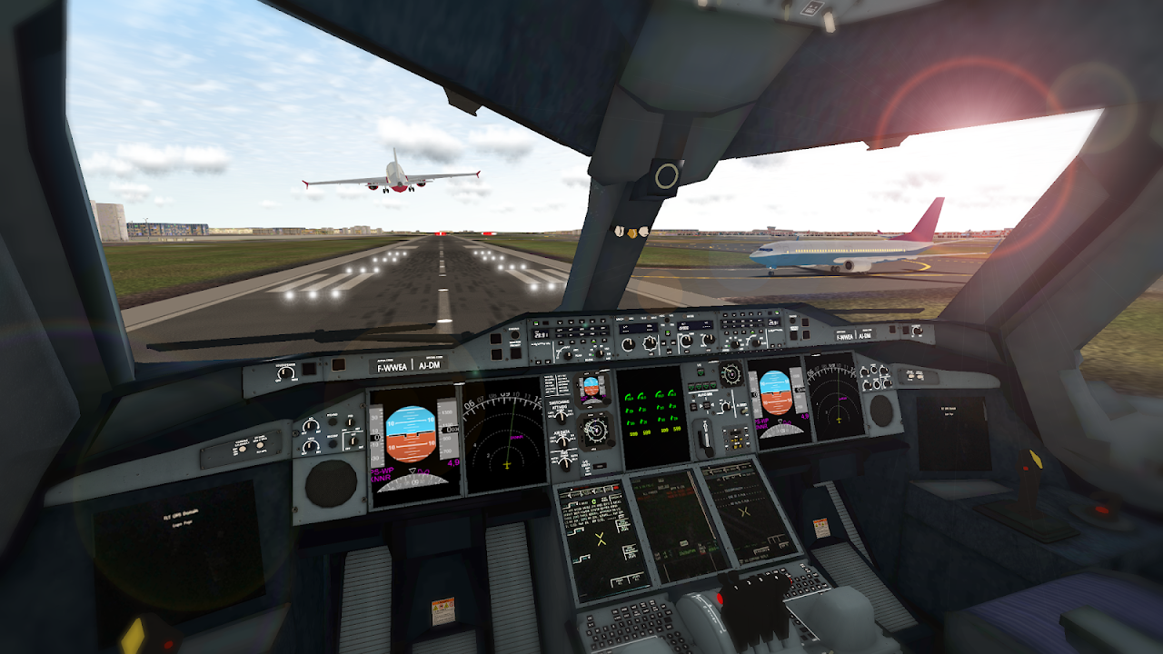 RFS - Real Flight Simulator screenshot 4