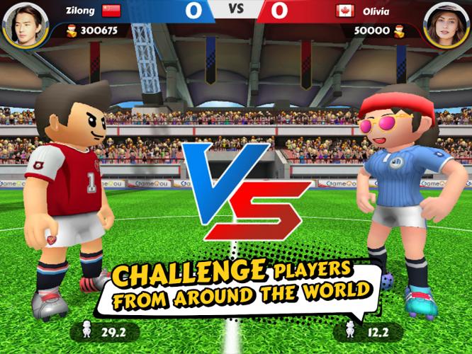 Perfect Kick 2 - Online football game screenshot 15