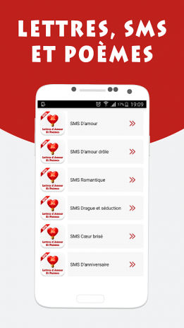 Messages Damour Et Poèmes 20 Descargar Apk Para Android