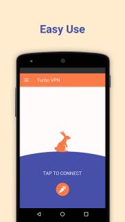 Turbo VPN – Unlimited Free VPN screenshot 2