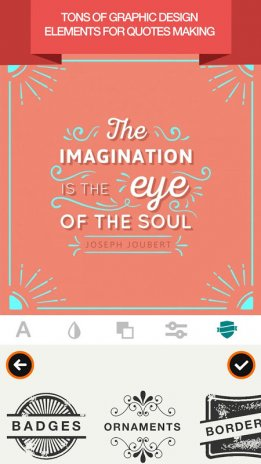 Quote Maker Beauteous Quote Maker Quote Creator App 4848 Download APK For Android Aptoide