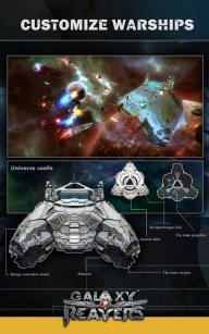 Galaxy Reavers - Space RTS screenshot 8