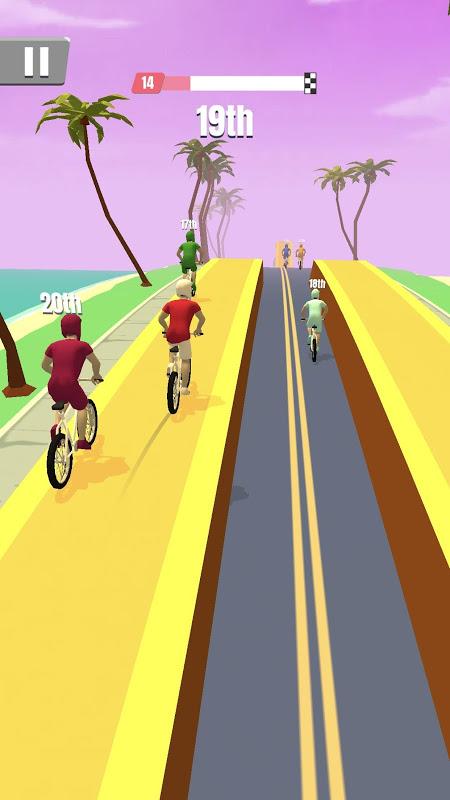 Bike Rush screenshot 1