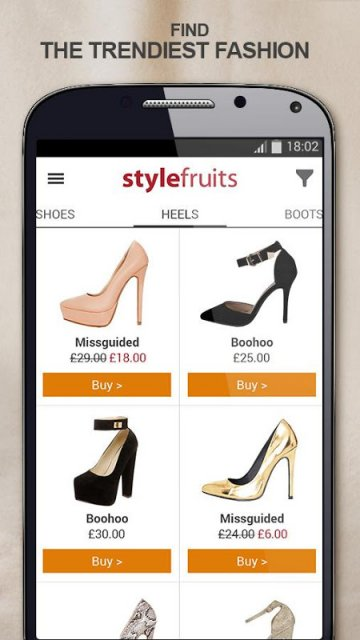 Stylefruits download apk for android aptoide - Stylefruits mobel ...