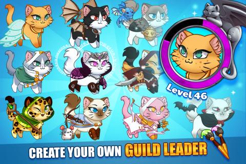 Castle Cats: Epic Story Quests screenshot 10