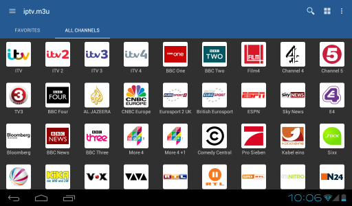 IPTV screenshot 3