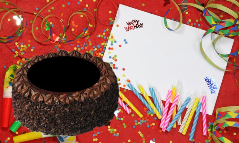 Happy Birthday Cake Photo Editor Screenshot 1