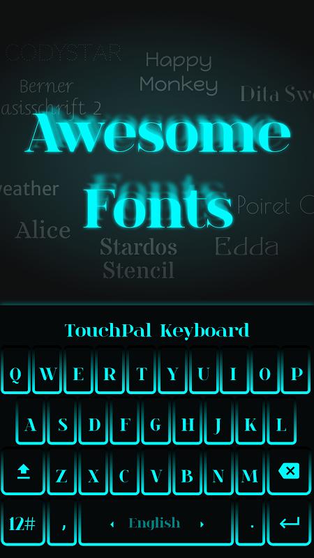 Cool Spinwerad Free Font screenshot 2