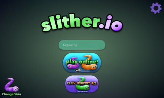 slither.io Screen