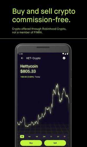 robinhood crypto app)