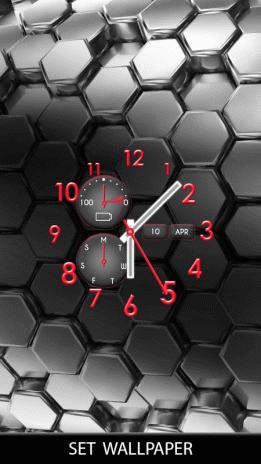 Download 900 Wallpaper Bergerak Jam HD Terbaik