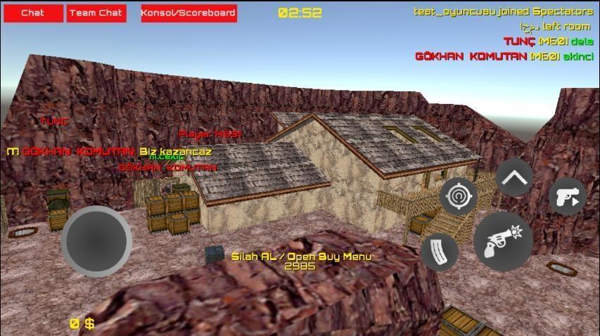 C.Strike: WAR Online screenshot 2