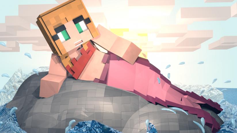 Mermaid Skins For Minecraft PE Free Download APK For Android - Baixar skins para minecraft pe gratis